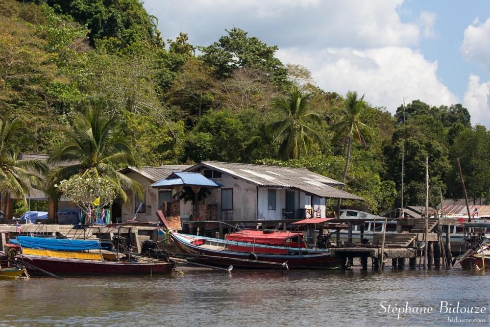 Port de Bang Sak