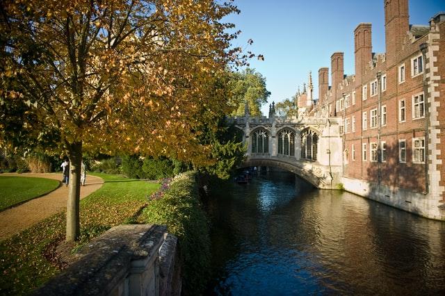 Cambridge: top UK city break