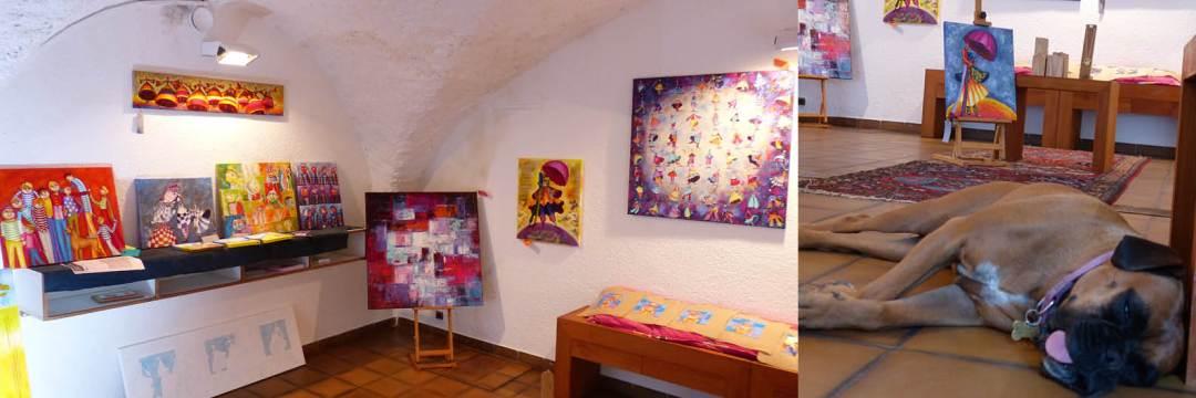 Galerie DOMGARCIA 1