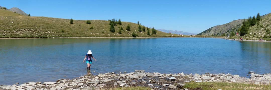 Les Orres - Lac ste marguerite 2