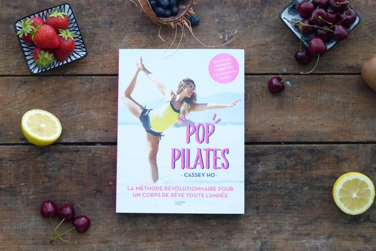 Livre-Pop-Pilates-de-Cassey-Ho
