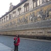 Masal Şehri Dresden