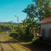Kandy Ella arası tren yolculuğu