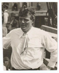 Photo of Jack London from 1908.
