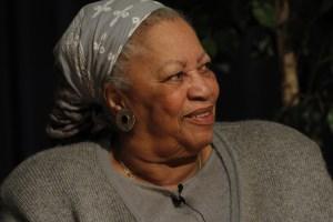 Photo of Toni Morrison.