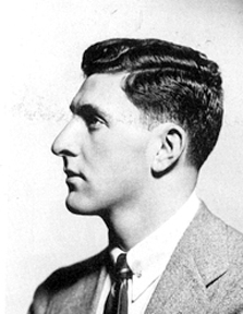 Photo of Irwin Shaw.