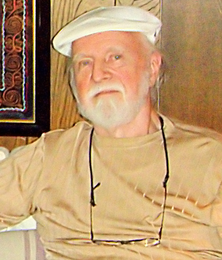Photo of Richard Matheson.