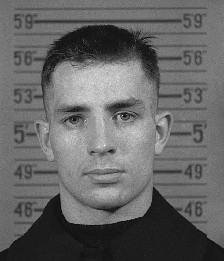 Photo of Jack Kerouac.