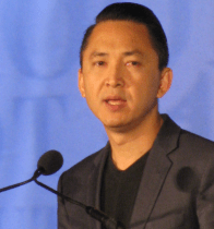 Photo of Viet Thanh Nguyen.