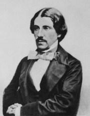 Photo of William Allingham.