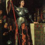 Boekenweek 2014: In de voetsporen van Jeanne d'Arc