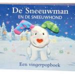 De sneeuwman en de sneeuwhond – Een vingerpopboek