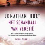 Het schandaal van Venetië – Jonathan Holt
