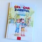 Kinderboekenweektip: Opa en Oma Zuurkool