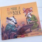 Zo maak je een boek – Daniel Napp