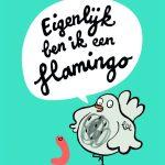 Eigenlijk ben ik een flamingo – Simone Lia
