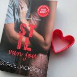 Blogtour: Stil van jou – Sophie Jackson