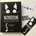 Winston: Kat met een geheime missie - Frauke Scheunemann
