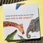 Van wie is die staart? – Joukje Akveld & Martijn van der Linden