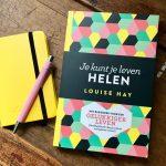 Blogtour: Je kunt je leven helen – Louise Hay