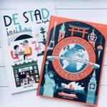 Wereldsteden in kinderboeken