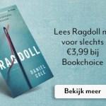 Nu bij Bookchoice: Ragdoll - Daniel Cole