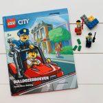Remy leest: LEGO City Bulldozerboeven
