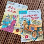 Remy leest: Ik ben de baas & De wagen van Spyker – Arend van Dam