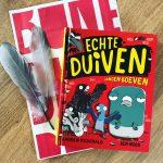 Remy leest: Echte duiven vangen boeven - Andrew McDonald & Ben Wood