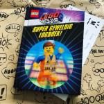Remy leest: The Lego Movie 2 - Super Geweldig Logboek!