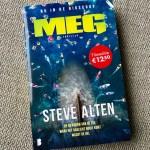 Remco leest: MEG - Steve Alten
