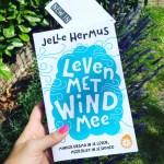 Remco leest: Leven met wind mee - Jelle Hermus (+ winactie!)