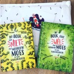 Remy leest: 2x Mevrouw Moes - Marieke van Hooff & Melvin
