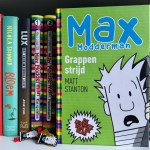 Remy leest: Max Modderman 3: Grappenstrijd - Matt Stanton