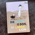 Remy leest: Die kleine is Don, de lange is Sjon - Catharina Valckx