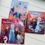 Levi bladert: Frozen II Gouden Boekje & Lees en Luisterboek