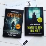 #ikleesthuis 2x Kluitman-novelle