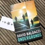 Remco leest: Ondergronds - David Baldacci