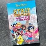Remy leest: Thea Sisters 23: Stripspektakel - Thea Stilton