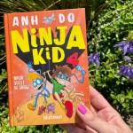 Remy leest: Ninja Kid 4: Ninja steelt de show - Anh Do & Jeremy Ley