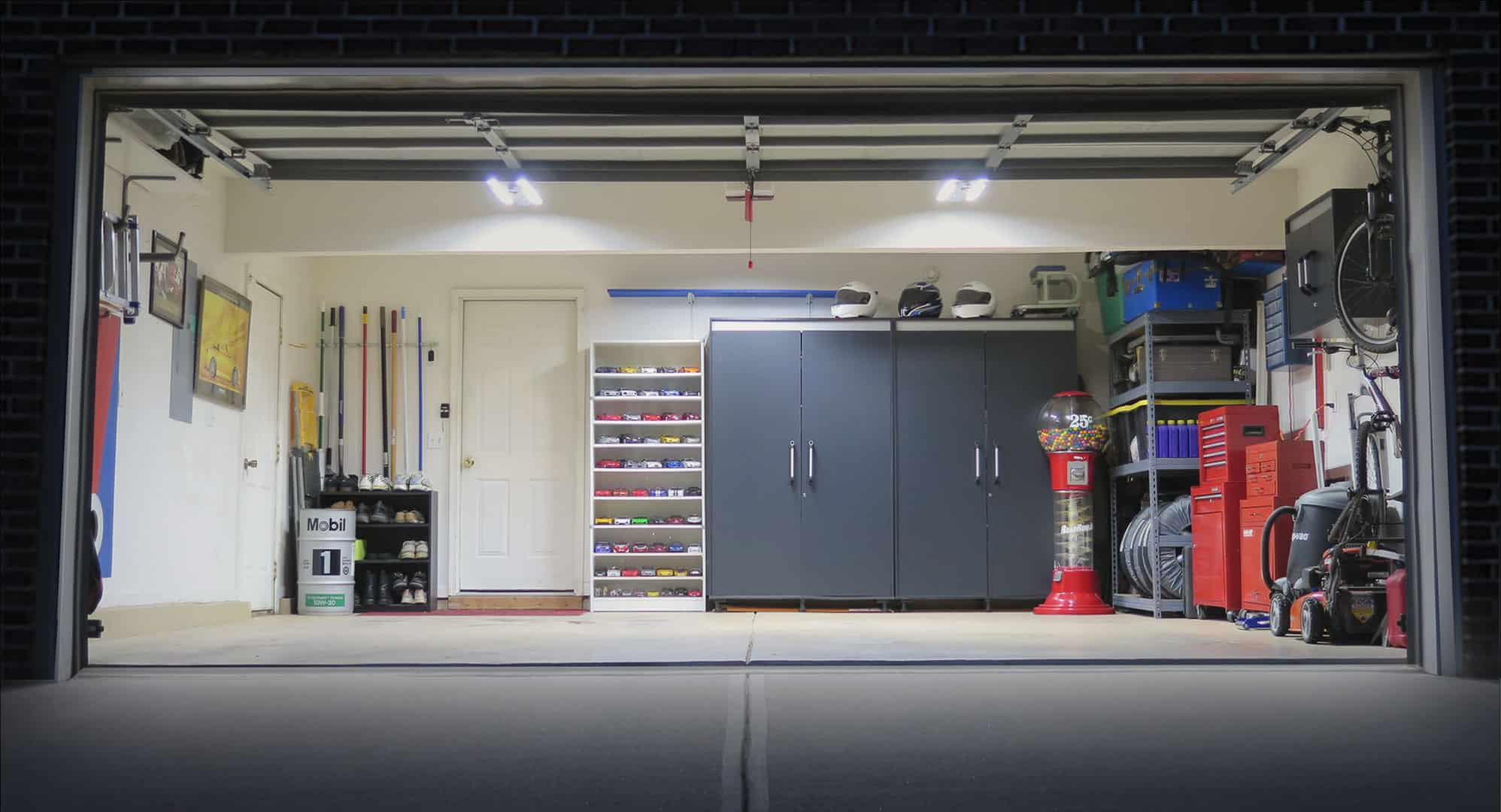 Garage Organization Ideas Under  50   Biederman Real EstateBiederman     Garage Organization Ideas Under  50