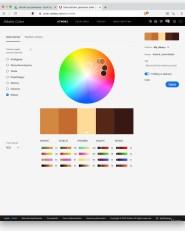 Bielack: barwy nakole kolorów