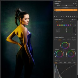 Color Grading wCapture One