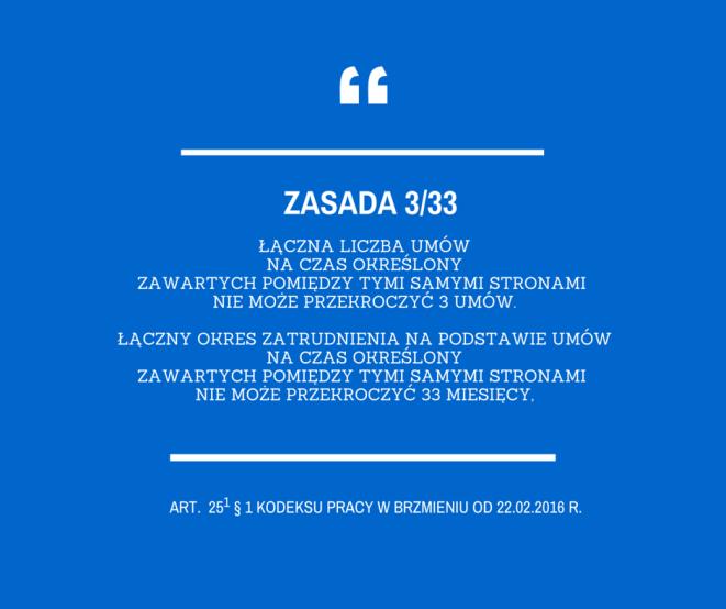 Zasada 3/33