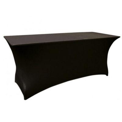Buffettafel met zwarte rok