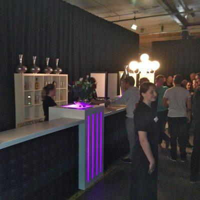 catering met drank en bar