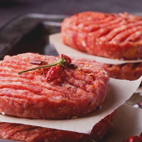 Hamburger - Barbecue Party Zilver van Bielderman Catering in Deventer