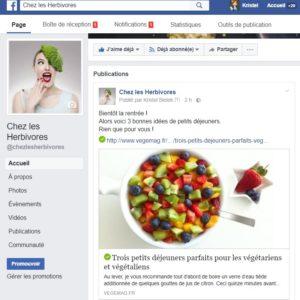 Facebook chezlesherbivores
