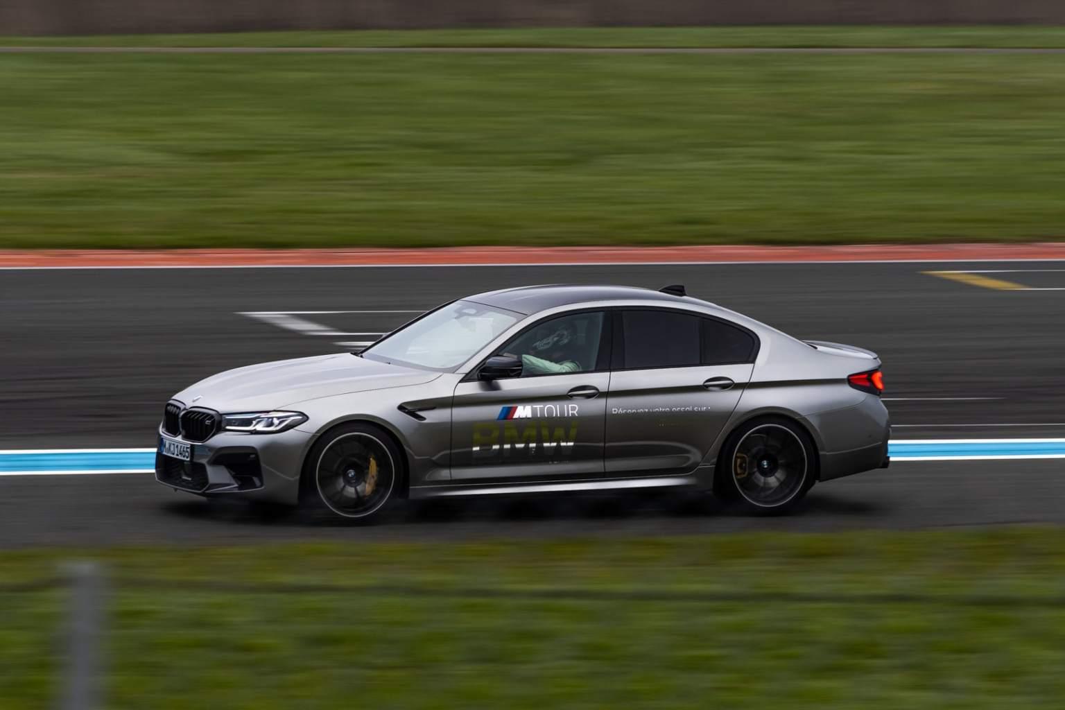 BMW M5 Compétition