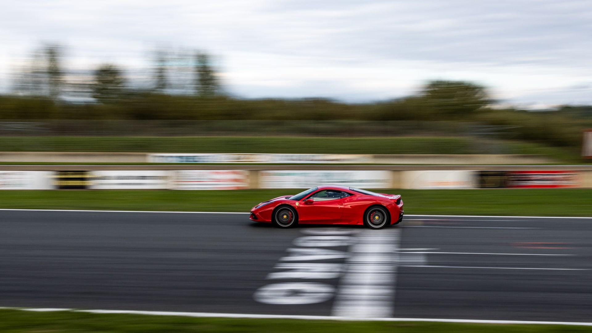 Race 458 speciale